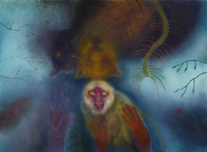 Jan Harrison's thoroughly modern surrealism, Interview/Article by Lynn Woods