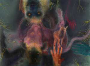 Jan Harrison's Dream Animals, Review by Carter Ratcliff in Hyperallergic